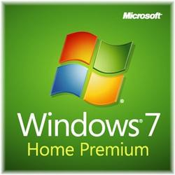 Microsoft Windows 7 Home Premium 64 bit Full Version OEM GFC-02050