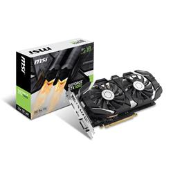 MSI GeForce GTX 1060 3GT OC Gaming Graphics Card