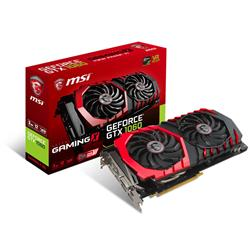 MSI GeForce GTX1060 GAMING X 3G Graphics Card