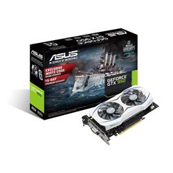 Asus NVIDIA GeForce GTX 950 2GB DDR5 Graphics Card