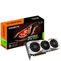 Gigabyte GeForce® GTX 1080 Ti Gaming OC 11G Card