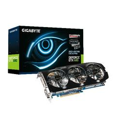 Gigabyte NVIDIA GeForce GTX 680 2GB GDDR5 PCI-E 3.0 Video Card PCI-E 3.0 GV-N680OC-2GD