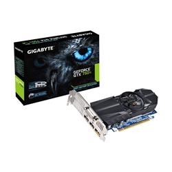 Gigabyte nVidia GeForce GTX 750 Ti 1033 / 1111 MHz 2GB Graphics Card GV-N75TOC-2GL