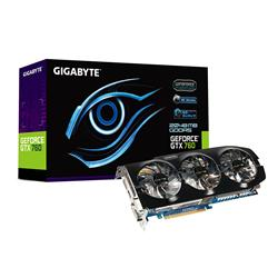 Gigabyte GeForce GTX 760 OC Edition 2GB GV-N760OC-2GD