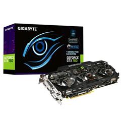 Gigabyte GeForce GTX 760 OC Edition 4GB GV-N760OC-4GD