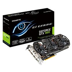 Gigabyte GeForce GTX 960 G1 Gaming 1241/1304MHz 2GB Graphics Card GV-N960G1-GAMING-2GD
