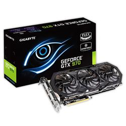Gigabyte GeForce GTX 970 1114/1253MHz 4GB Graphics Card GV-N970WF3OC-4GD