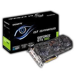 Gigabyte GeForce GTX 980 1228/1329MHz 4GB Graphics Card GV-N980G1-GAMING-4GD