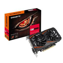 Gigabyte Radeon GV-RX550GAMING-OC-2GD Graphic Card