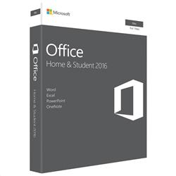Microsoft Office Mac Home & Student 2016 Retail