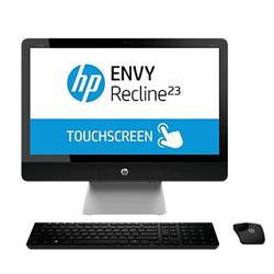 HP ENVY Recline 23-k000a H6N01AA 23 Inch TouchSmart All In One PC