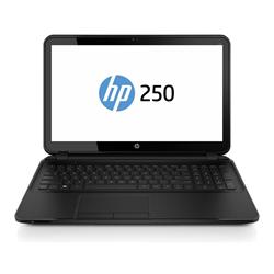 HP 250 G2 Notebook PC J8A91PA 15.6 inch Intel i5 4GB Ram 500GB HDD DVDRW Win7 Pro 64 with Win8 Pro 64