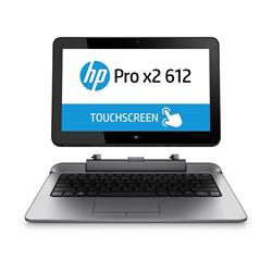 "HP Pro X2 612 G1 Laptop 2-in-1 12.5"" Touch SSD"