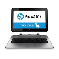 HP Pro X2 612 G1 Detachable 2-in-1 Laptop K3B65PA i5-4302Y 12.5 inch FHD Touch 4GB 128GB-SSD Win7P + Win8P Lic