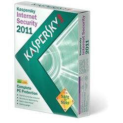 Kaspersky Internet Security 2011 3PC 1 Year Retail