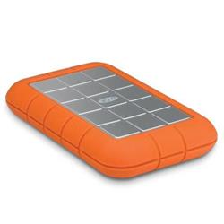 LaCie Rugged Triple 500GB FireWire & USB3.0 Mobile