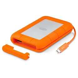 LaCie Rugged 1TB Thunderbolt & USB3.0 SSD Mobile