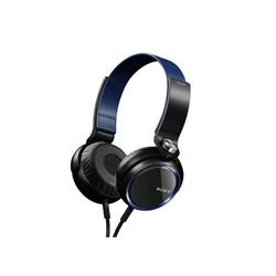 SONY MDRXB400L Extra Bass Headphones  Blue