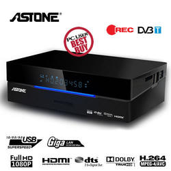 Astone Media Gear MP-310DT 1080p Media Player & DVB-T Recorder USB 3.0