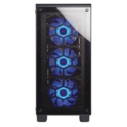 Open Box Sale -- Corsair Crystal 460X RGB Compact Mid-Tower Case