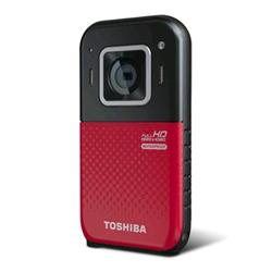 Toshiba Camileo BW20 Full HD Waterproof camcorder 5MP 2.0 inch LCD PA5066A-1C0R