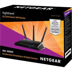 Netgear R7000P AC2300 Nighthawk Smart WiFi Router