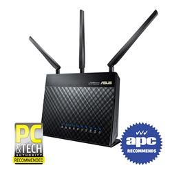 Asus RT-AC68U AC1900 Dual-Band WiFi Gigabit Router