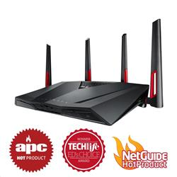 Asus RT-AC88U AC3100 Dual-Band WiFi Gigabit Router