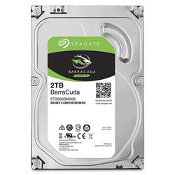 Seagate BarraCuda 2TB 3.5'' Internal Hard Drive