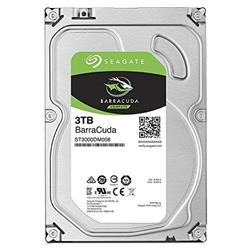 Seagate BarraCuda 3TB 3.5'' Internal Hard Drive