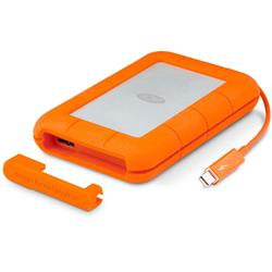 LaCie Rugged 2TB Thunderbolt & USB3.0 Mobile drive