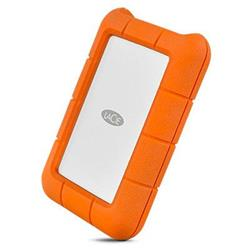 LaCie Rugged 2TB USB-C Mobile Drive