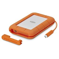 LaCie Rugged 5TB Thunderbolt & USB-C Mobile Drive