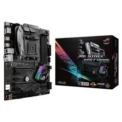 Asus ROG Strix B350 F AM4 B350 ATX AMD Motherboard