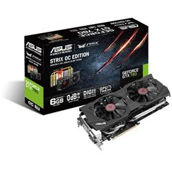 Asus GeForce GTX 780 Strix OC 889 / 941 MHz 6GB Graphics Card STRIX-GTX780-OC-6GD5