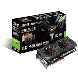Asus GeForce GTX 980 Strix 1178/1279 Mhz 4GB Graphics Card STRIX-GTX980-DC2OC-4GD5