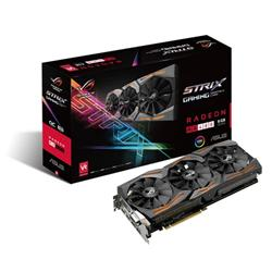 Asus Strix AMD Radeon RX 480 8G OC Graphics Card