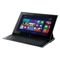 Sony Vaio Duo 11 Core-i5-3317U 4GB 128GB SSD Touchscreen Win 8 11.6 Inch Laptop SVD11215CGB