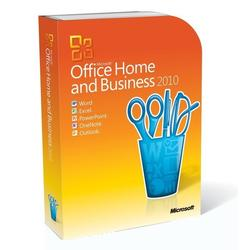 Microsoft Office Home & Business 2010 Retail 2 PCs
