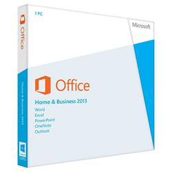 Microsoft Office Home & Business 2013 32+64 Bit