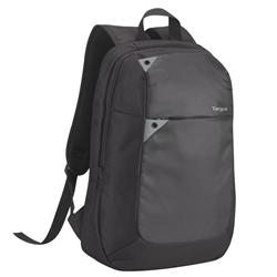 "Targus Intellect 15.6"" Laptop Backpack Black Gray"