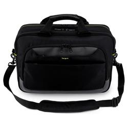 "Targus City Gear 15.6"" Topload Laptop Case Black"