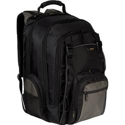Targus 16 Inch CityGear Backpack Black/Grey/Yellow TCG650AU