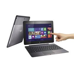 Asus Vivo Tab RT Tablet - ARM Quad Core 1.3GHz 10.1 inch IPS Touch 32GB Windows RT Amethyst Grey TF600T-1B063R