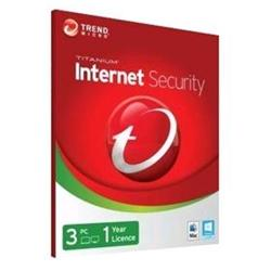 Trend Micro TITANIUM Internet Security 2014 3 PC