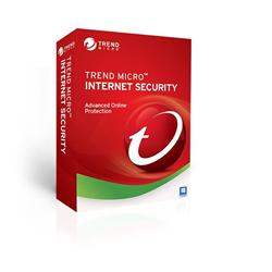 Trend Micro Internet Security 2017 3 Device 1 Year