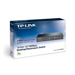 TP-Link TL-SF1016DS 16-Port Desktop Switch