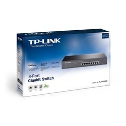 TP-Link TL-SG1008 8-Port Gigabit Desktop Switch