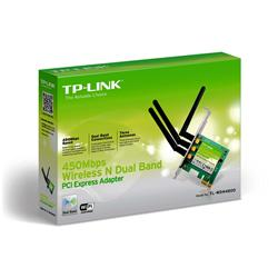 TP-Link TL-WDN4800 450Mbps Wireless PCI-E Adapter