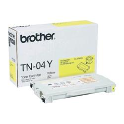 Brother TN-04Y Yellow Laser Toner Cartridge